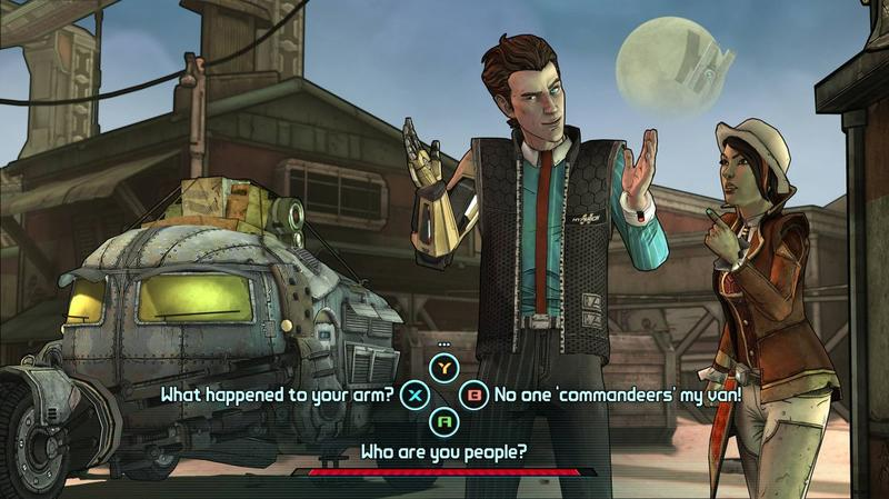 Tales from the Borderlands - 5