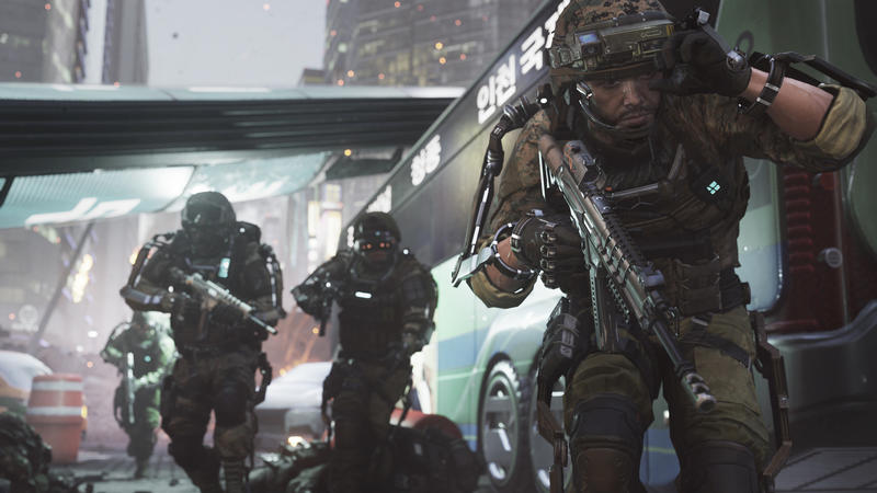 Call of Duty - Advanced Warfare - E3 - 1