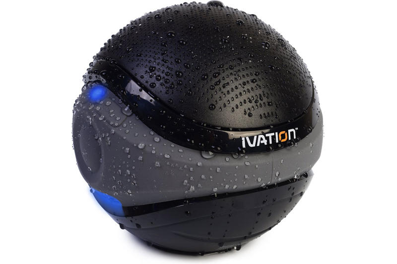 Ivation Waterproof Bluetooth speaker