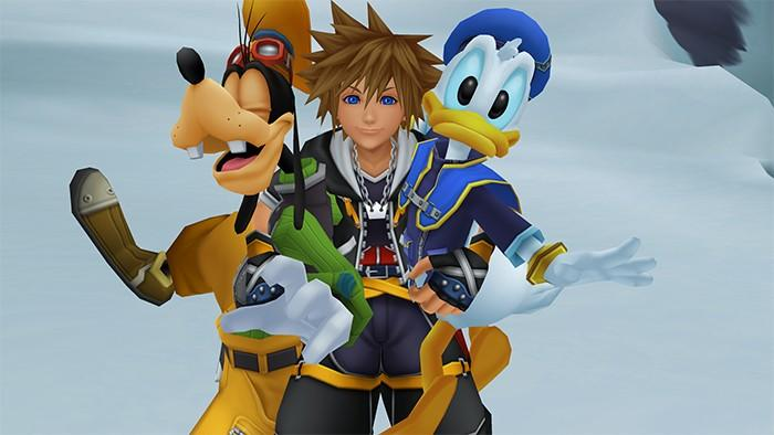 Kingdom Hearts 2 (2)