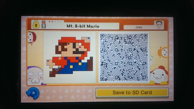 Picture of Pushmo QR Code