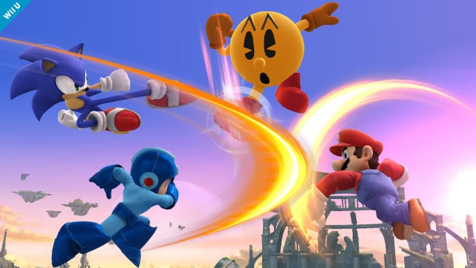 Super Smash Bros Pac-Man (2)