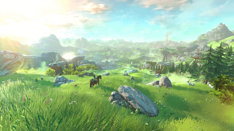The Legend of Zelda - Wii U - E3 2014 - 2