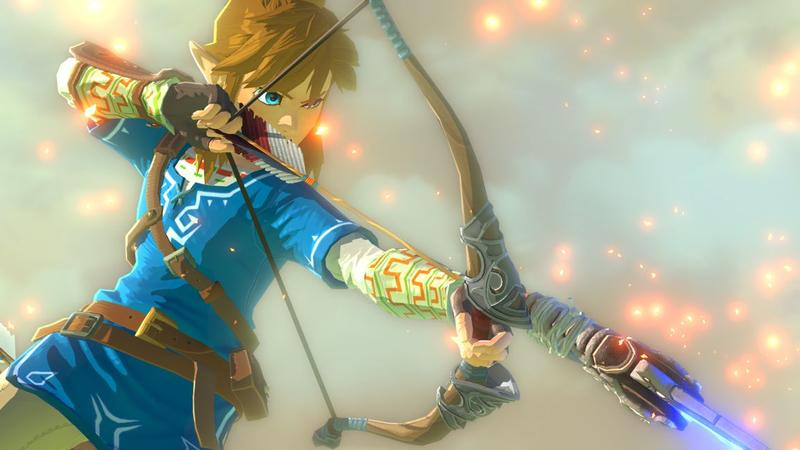 The Legend of Zelda - Wii U - E3 2014 - 3