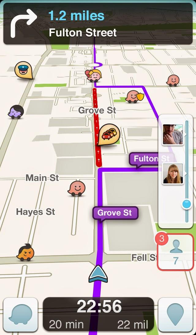 Waze Gets Even Better With Version 3 8 for iOS and Android