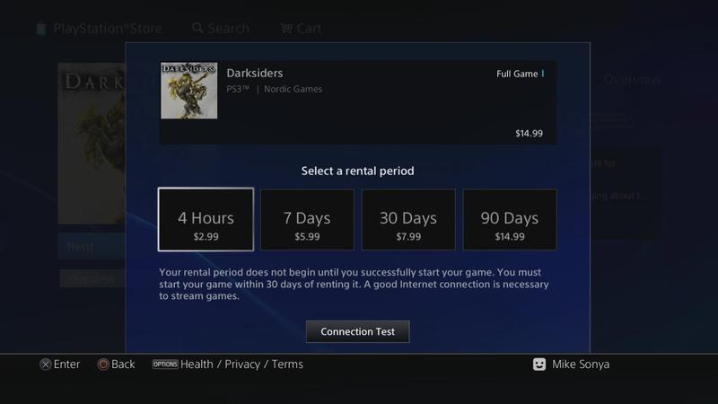 PlayStation Now Pricing