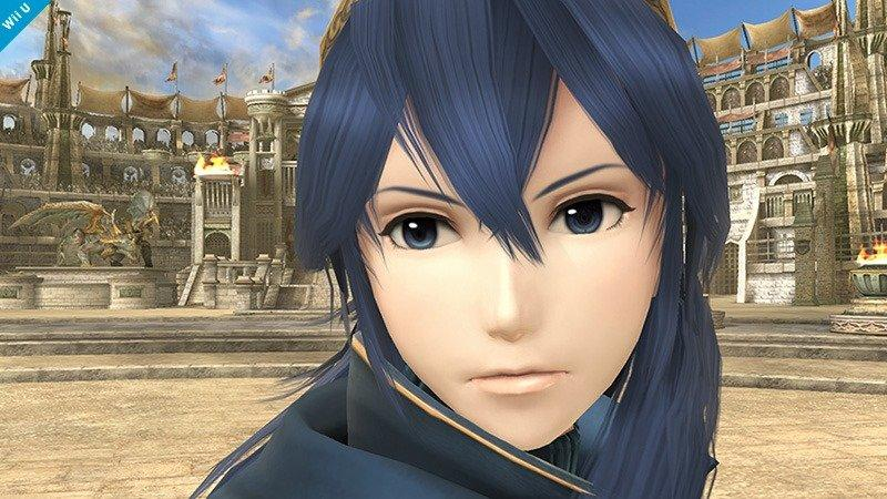 Super Smash Bros Lucina (2)