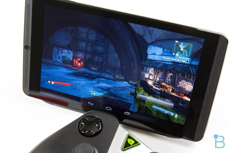 NVIDIA SHIELD Tablet-7