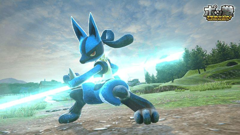 Pokken Tournament - 3