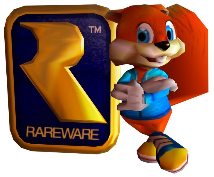 Rare and Conker
