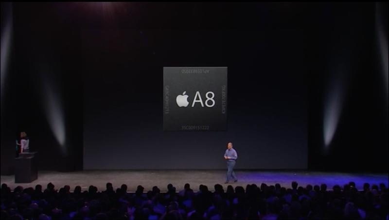 Apple iPhone 6 Event - A8