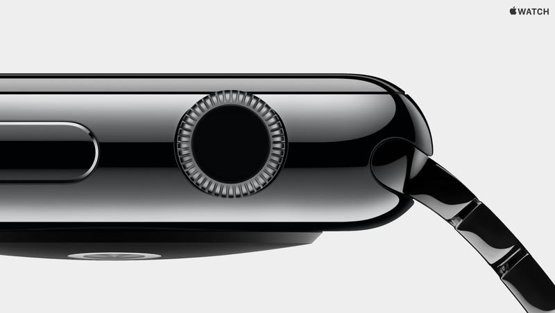 Apple iPhone 6 Event - Apple Watch Graphite