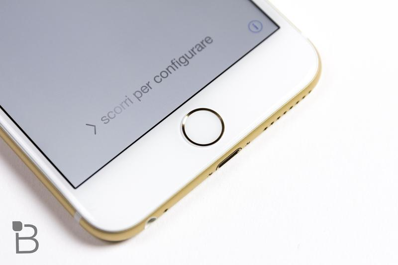 Apple iPhone 6 Plus - Gold-7