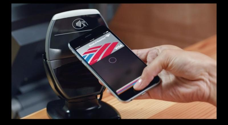 Apple iPhone Event 2014 -- Apple Pay 2
