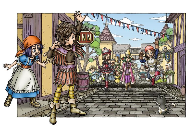 History of Dragon Quest Localizations - 2002 to Present
