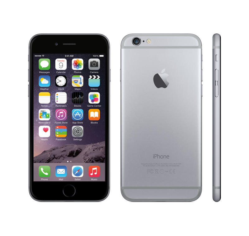 iPhone 6 press image