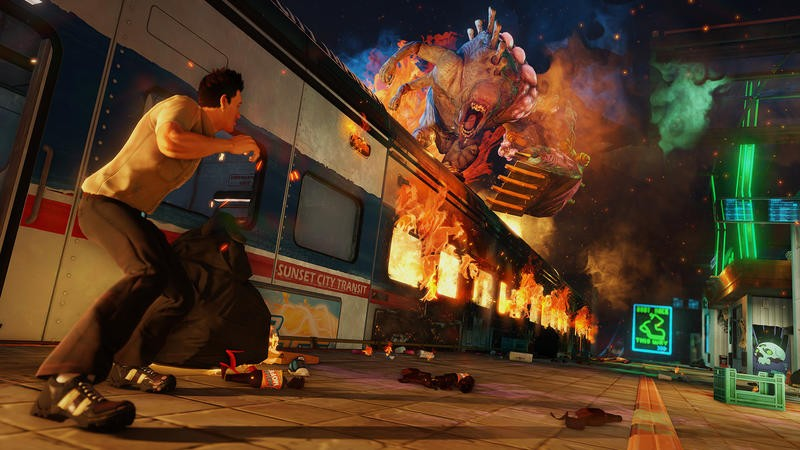 Sunset Overdrive - 1