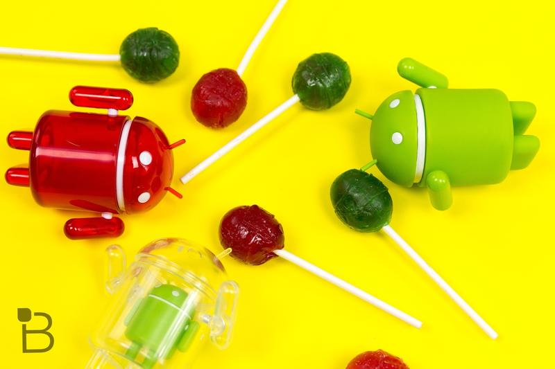 Google Android 5.0 Lollipop-1