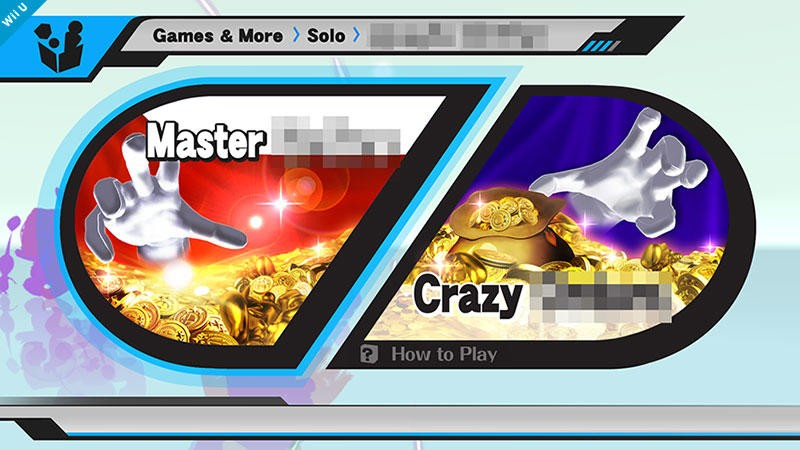 Super Smash Bros. Modes