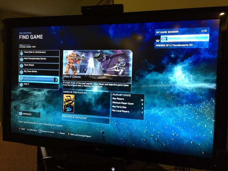 Halo - The Master Chief Collection - Mutliplayer Not Working 2