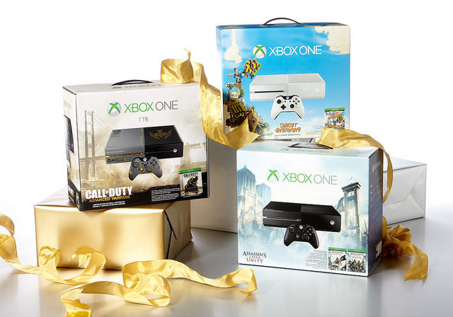 Xbox One Holiday Sale