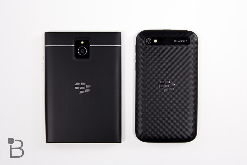 BlackBerry Classic vs Passport-1