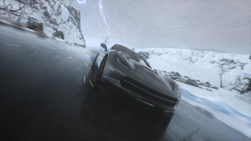 DriveClub - Extreme Weather
