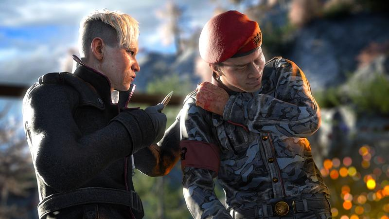 Troy Baker S Far Cry 4 Audition Probably Gave An Assistant