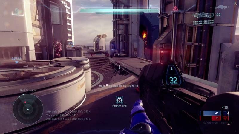 Sorry siblings, no split-screen campaign in Halo 5