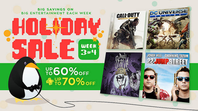 Holiday Sale 3