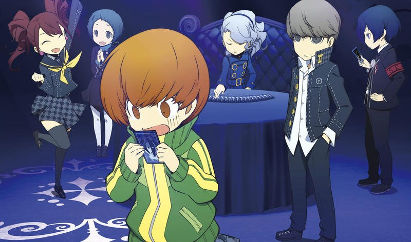 Persona Q2 will bring the Persona 5 cast to Nintendo 3DS | TechnoBuffalo