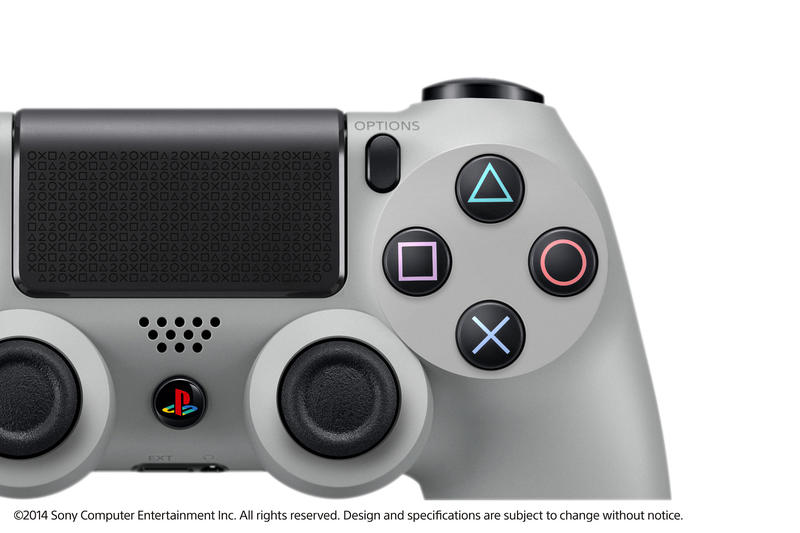 PlayStation controller's buttons are Circle, Triangle, Square and