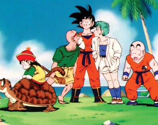 Goku And Vegeta Voice Actors Discuss The Early Days Of Dragon Ball