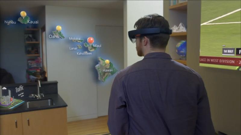 Microsoft Hologram January 2015 - 04