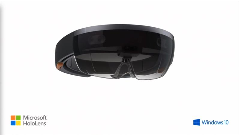Microsoft HoloLens January 2015 - 05