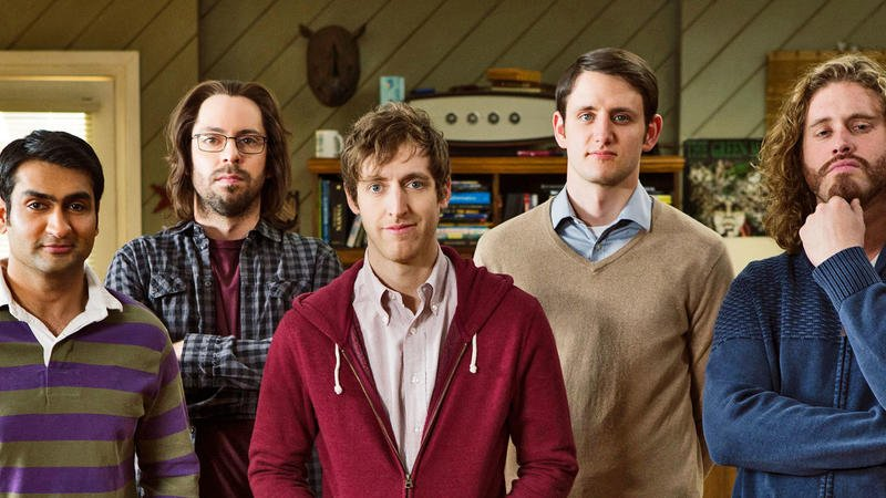 silicon valley cast shot