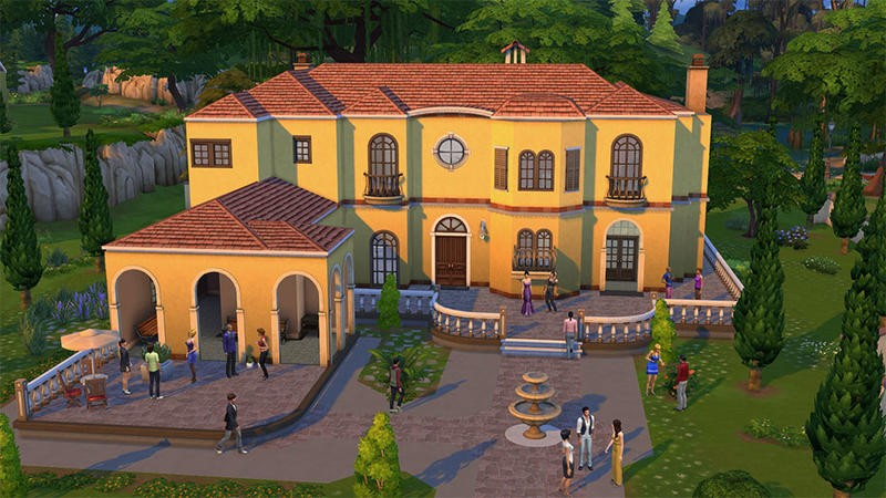 Try The Sims 4 for Free for 48 Hours on Origin   TechnoBuffalo