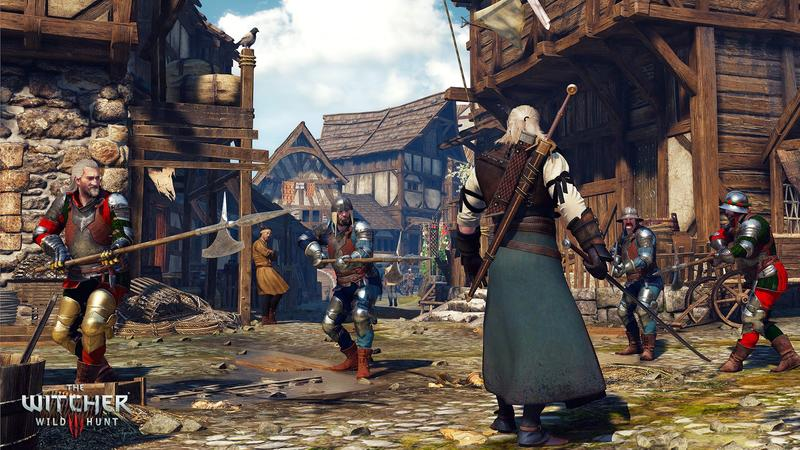 Witcher 3 patch will lock game at 30fps on Xbox One
