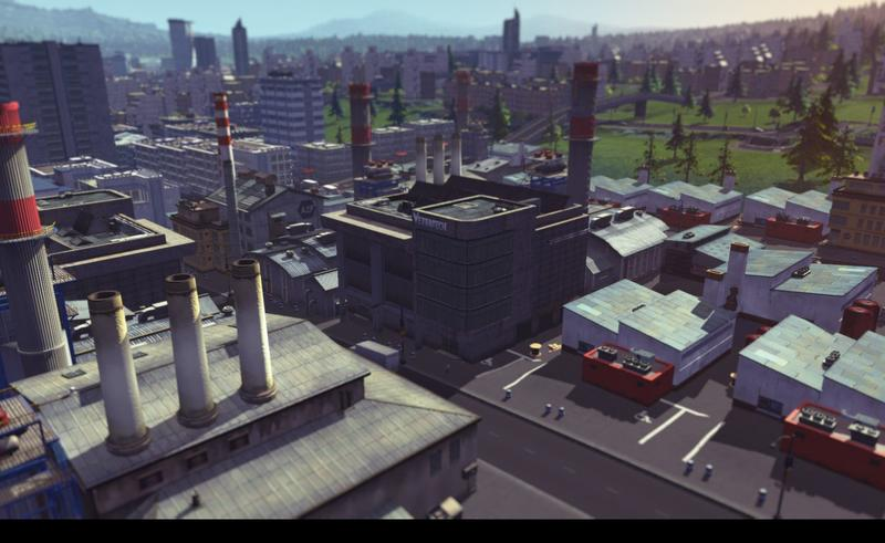 Cities: Skylines now has a mod that lets you fly planes over