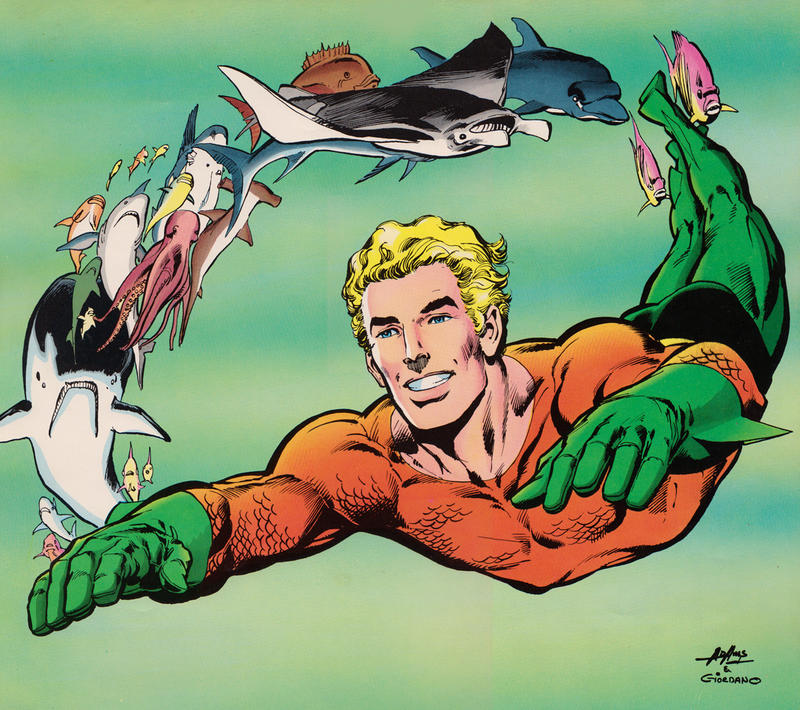 original aquaman