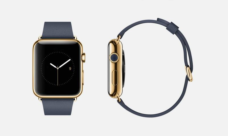 yellow-gold-edition-with-blue-band-18-karat-yellow-gold-apple-watch-edition-42mm-case-only-with-midnight-blue-leather-classic-buckle-band-18-karat-yellow-gold-buckle-sapphire-crystal-retina-display-and-ceramic