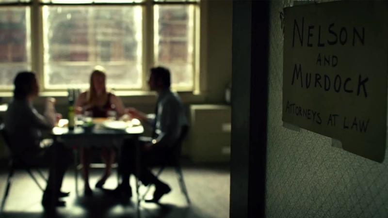 Image result for daredevil office""