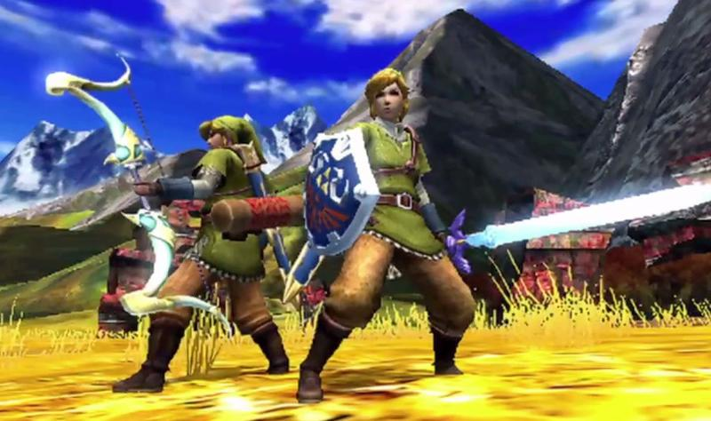 Monster Hunter 4 Ultimate - Link DLC