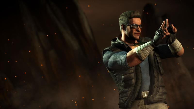 First look at Johnny Cage and Mileena in Mortal Kombat X, new