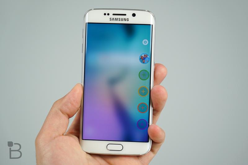 Samsung Galaxy S6 Edge-16