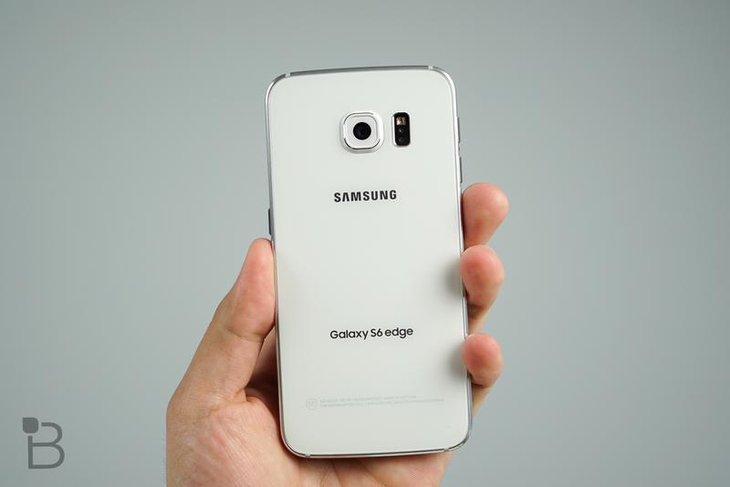Samsung Galaxy S6 Edge-4