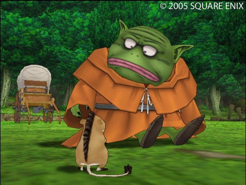 Dragon Quest Viii S Old Selling Point Is Now Its Biggest Weakness