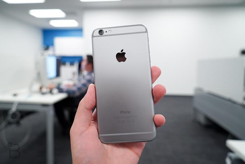 iPhone 6 Plus Space Gray-2