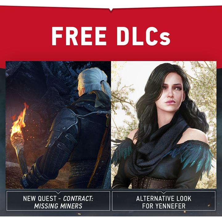 The Witcher 3 - DLC
