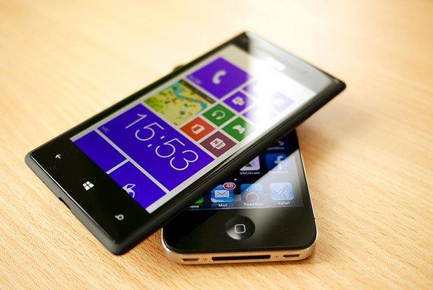 Windows and iPhone